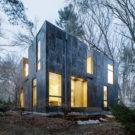 Дом «Растущая коробка» (Grow Box) в США от Merge Architects.