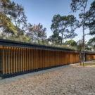 Семейный дом под деревьями (Irekua Anatani House) в Мексике от BROISSINarchitects Design.