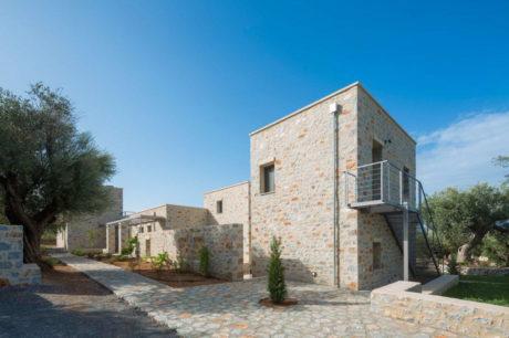 Каменный дом в Греции
