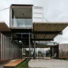 Дом RDP (RDP House) в Эквадоре от Daniel Moreno Flores & Sebastian Calero.