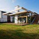 Дом ТД (TD House) в Венгрии от Sporaarchitects.