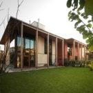 Двойной дом (Twin House) в Италии от StudioPietropoli.