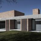 Дом GPL (Casa GPL) в Аргентине от Estudio BLT.