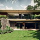 Дом Сьерра-Леоне (Casa Sierra Leona) в Мексике от Jose Juan Rivera Rio.
