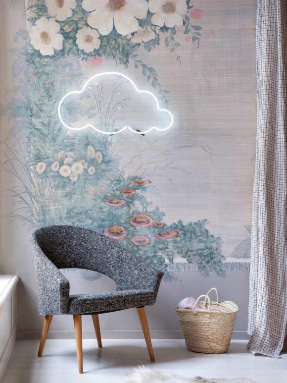 """Квартира """"Marie-Sixtin"""" (Chez Marie-Sixtin) во Франции от Sandrine Place и Baptiste Legue."""