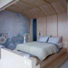 Квартира «Marie-Sixtin» (Chez Marie-Sixtin) во Франции от Sandrine Place и Baptiste Legue.