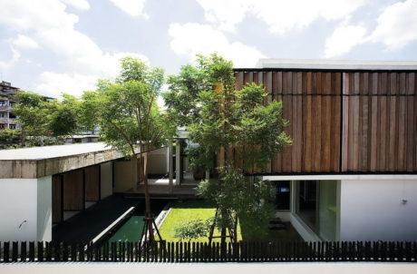 Городской дом в Таиланде
