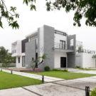 Дом Четыре Сезона (Four Season House) на Тайване от MORI design.