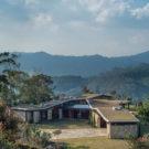 Дом «Гозу» (Gozu House) в Колумбии от OPUS.