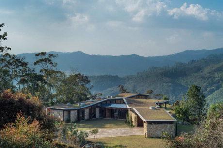 Горный дом в Колумбии