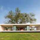Дом Гуазума (Guazuma House) в Мексике от Alberto Zavala Arquitectos.