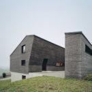 Дом П (Haus P) в Германии Yonder – Architektur Und Design.
