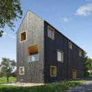 Дом Баймле (House Baumle) в Австрии от Bernardo Bader Architekten.