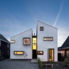 Дом в Daasdonklaan (House Daasdonklaan) в Голландии от Zone Zuid Architecten.