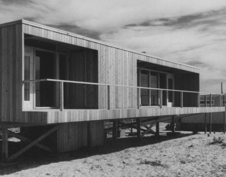 Дом в дюнах в США