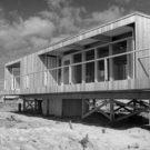 Дом Ламберт (Lambert House) в США от Richard Meier.