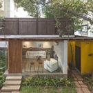 Павильон в Мумбаи (Pavilion in Mumbai) в Индии от Abraham John Architects.