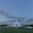 Дом JK (Vila JK) в Австрия от SoNo arhitekti.