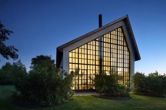 Гостевой дом (WE Guest House) в США от TA Dumbleton Architect PC.