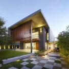 Дом Вольфа (Wolf House) в Австралии от Wolf Architects.