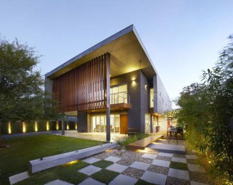Дом с офисом в Австралии