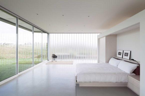 Стеклянный дом (C-Glass House) в США от Deegan Day Design.