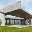 Дом РБ (Casa RB) в Аргентине от Fritz + Fritz Arquitectos.