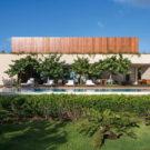 Дом ТМ (Casa TM) в Бразилии от Studio Arthur Casas.