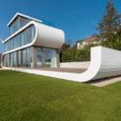 Гибкий дом (Flexhouse) в Швейцарии от Evolution Design.