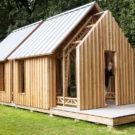 Садовый дом (Garden House) в Голландии от Caspar Schols.