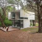 Дом H3 (H3 House) в Аргентине от Luciano Kruk.