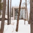 Дом Haute (La Maison Haute) в Канаде от Atelier Pierre Thibault.