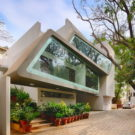 Дом Мёбиус (Mobius Home) в Индии от Architecture Continuous.