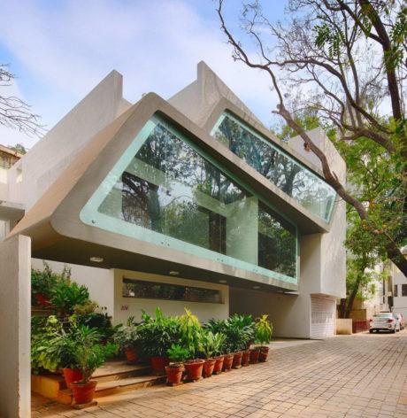 Городской дом в Индии