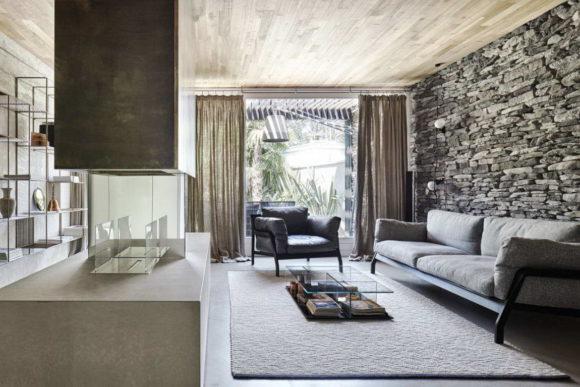 Частный дом (Private House) в Италии от Christopher Ward Studio.