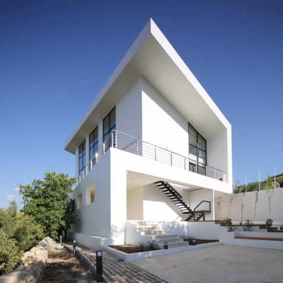 Вилла Р01 (R01 Villa) в Иране от IDA Studio.
