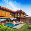 Резервный дом (Reserve House) в ЮАР от Metropole Architects.