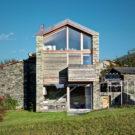 Дом СВ (SV House) в Италии от Rocco Borromini.