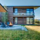 Резиденция Шошони (Shoshone Residence) в США от Carney Logan Burke.