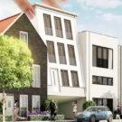 Платформа WeBuildHomes – это онлайн-портфолио, в котором можно найти множество проектов уникальных домов, выполненных разными архитекторами.