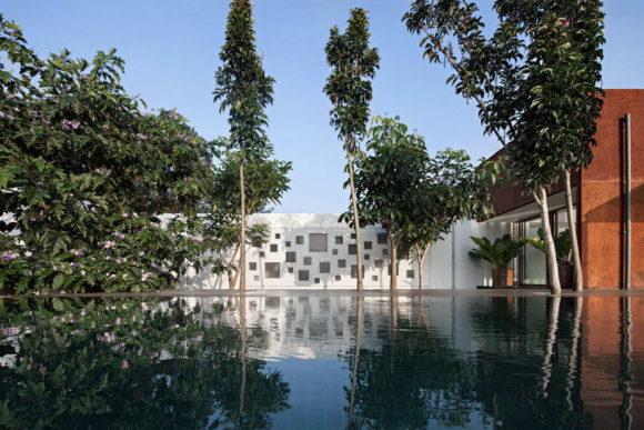 Загородный дом в Индонезии