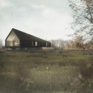 Чёрный сарай (Black Barn) в Англии от Studio Bark.