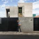 Дом-студия (Casa Estudio) в Мексике от Intersticial Arquitectura.