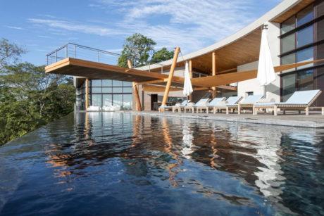 Вилла у океана в Коста-Рике