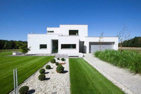 Эко-дом (Eco House) в Польше от BXBstudio Boguslaw Barnas.