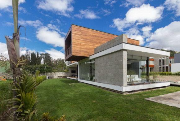 Загородный дом в Эквадоре