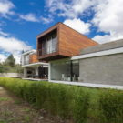 Дом PY (House PY) в Эквадоре от ModulARQ Arquitectura.