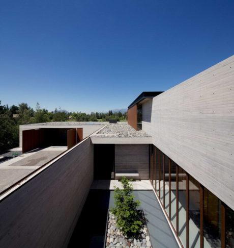Загородный дом в Чили