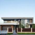 Дом в Пестово (House in Pestovo) в России от Архитектурного бюро Александры Федоровой.
