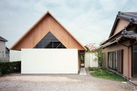 Загородный дом в Японии